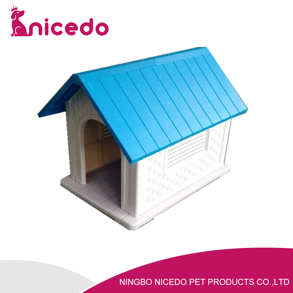 cheap dog house plastic