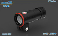 2015 new SCUBAlamp PV40 1800 Lumens LED Photo / Video Light XP-G2 LEDs Underwater Lamp Torche Diving Flashlight Lanterna
