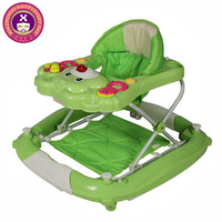 3 In 1 360 Degree Rotating Swivel Wheel Plastic China Wholesale Outdoor New Model Baby Walker