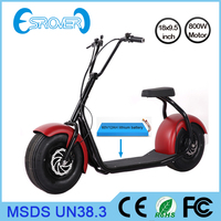 2016 adult electric motorcycle 2 wheel electric scooter with Disc brake