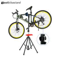 Alloy Bike Accessories Bicycle Maintenance Stand Bike Repair Kit