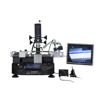 high quality smt/smd rework station ZM-R5860 for laptop xbox 360 motherboard repair machine