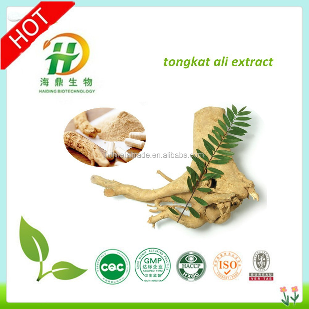 Natural herbal Extract Tongkat Ali extract