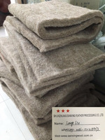 Hot sale of 20mm thick wool felt