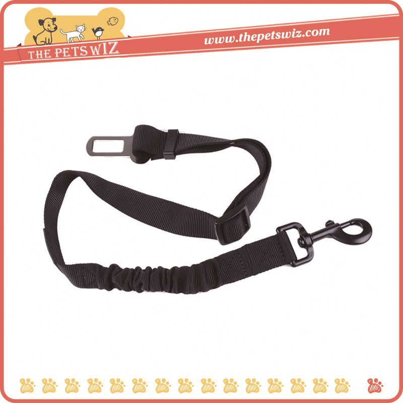 Adjustable car belt seat ,p0wwM seat belt for pet for sale