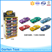 Wholesale funny safe material slide alloy toy small die cast model car