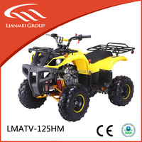 125cc quad atv 125 manual mini quad atv EPA