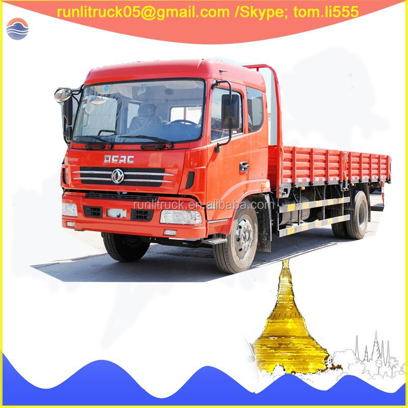 DFA1041SJ11D2 New brand dongfeng right hand drive 4*2 light truck with 3 ton lorry truck dimensions