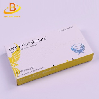 Top Quality Custom Paper/PVC/PP 10ml Vial Box With Printing