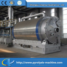 Carbonation Machine Catalytic Pyrolysis Equipment Waste Plastic Pyrolysis Machines