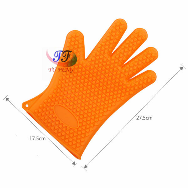 Hot Selling Kitchen Baking Silicon Glove
