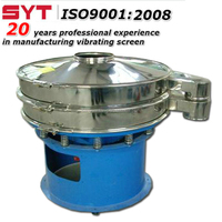 ISO/CE/ certificate vibratory screen/ sifter/ sieve machine