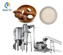 Full automatic cassava flour making machine/cassava flour miller/grinder