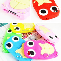 3D design mobile phone cartoon silicone case