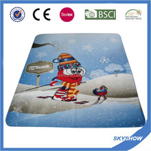 Printed Korean Fleece Blanket