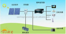 300w high efficiency solar panel for grid-on pv solar system