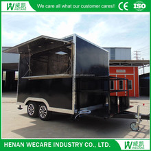 Factory Price Customized Street Burger Catering Kiosk For Sale With CE