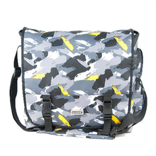 Custom fashion outdoor lightweight tactical laptop messenger bag