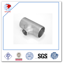Reducing Tee ASME A403 WP316 SCH STD ANSI B16.9 BW Pipe Fittings