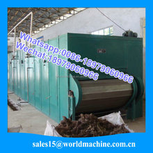 Professional and Industrial machinery for raw wool drying alpaca fiber/wool /cashmere scouring plant
