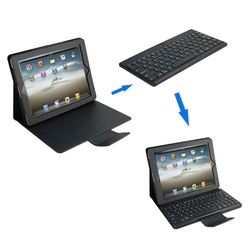 For IPad case with bluetooth keyboard Wireless Keyboard with cover