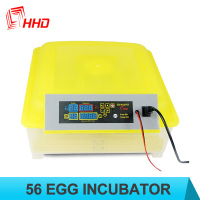 HHD 60 eggs automatic egg incubator hatchery in bulacan for sale YZ-56