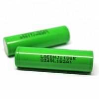 The latest large-capacity 18650 battery, original MJ1 3500mAh