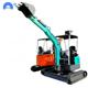 New Mini Digger Bagger 1.8 Ton Mini Excavators For Sale