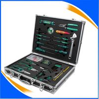 aluminum professional tool carrying case