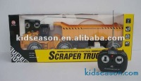 1:18 6 CHANNEL RC DUMP TRUCK TOYS