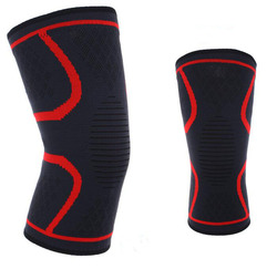 Hot Sale high elastic Non-Slip Sweat-absorbent knee pad With CE Certificate