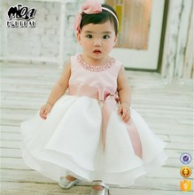 First Communion Beautiful Dress For Little Girl Baby Clothes Kids Clothing L1829XZ