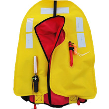 china offshore inflatable life jacket