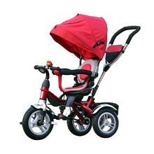Cheap 3 wheels metal foldable tricycle baby kids in China