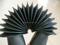 RUIAO oil resistance flexible accordion rubber bellows made in china