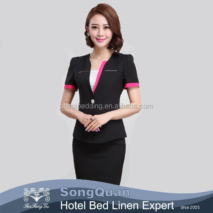Best office uniform designs for women new style work for Office design uniform