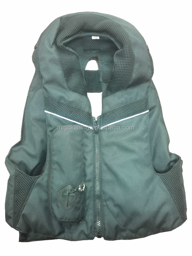 Airbag vest Equestrian for Children