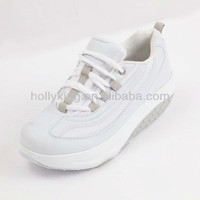 High breathable healthy steps sport shoe lose weight make you perfect body