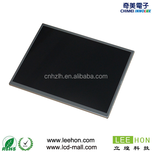 CMI industrial 12.1 inch G121X1-L03 with high brightness 600nits tft lcd display panel