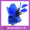 20% discount korean handmade feather flower hair accessory