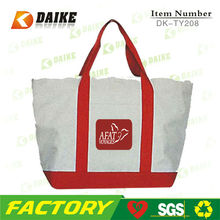 Cotton Exporters Cheap custome printing small shopping bag DK-TY208