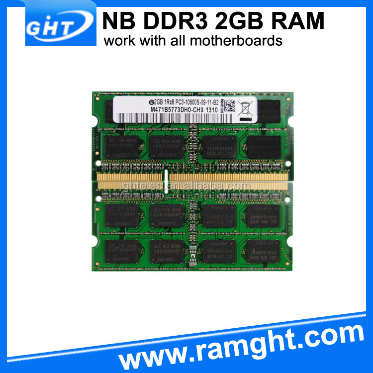 Chinese importers cheap ram memory ddr3 2gb for laptop