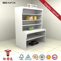Best sale snacks food shop displays/retail display stand