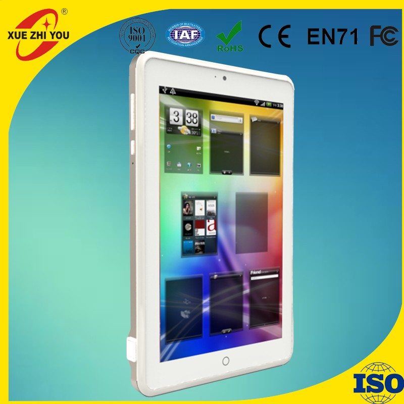 800*1280 gold wifi bluetooth android tablet high quality projector tablet 8 inch