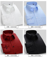 Factory wholesale shirts men clothing new cotton tie dyed dobby oxford fabric shirts
