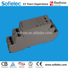 2017 most popular 1 pole Phase Failure Relay for Memory and Latching