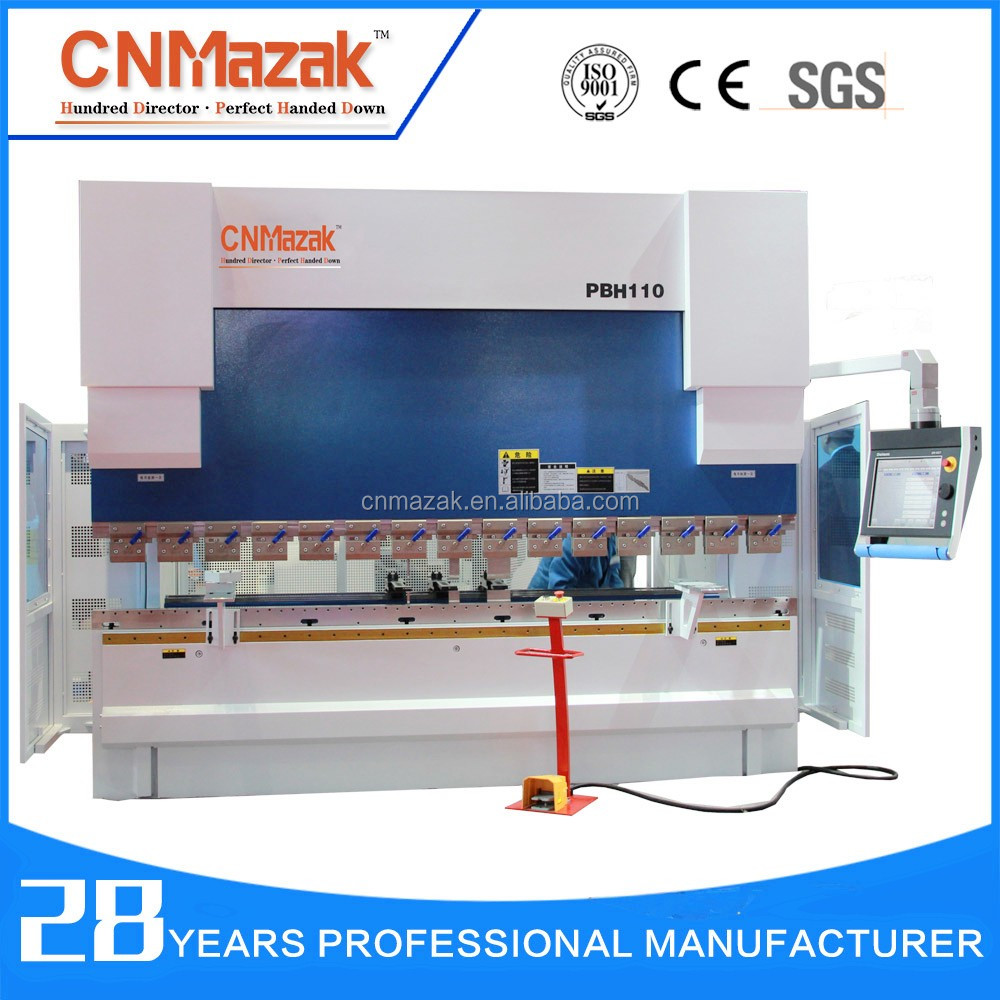 HOT sale China manufacturer lamination hydraulic CNC press brake WC67Y-63T/2500