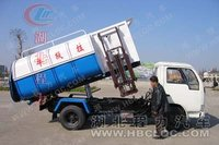 Lifting Bin garbage Vehicel Light type Bin Lift refuse vehicle/truck
