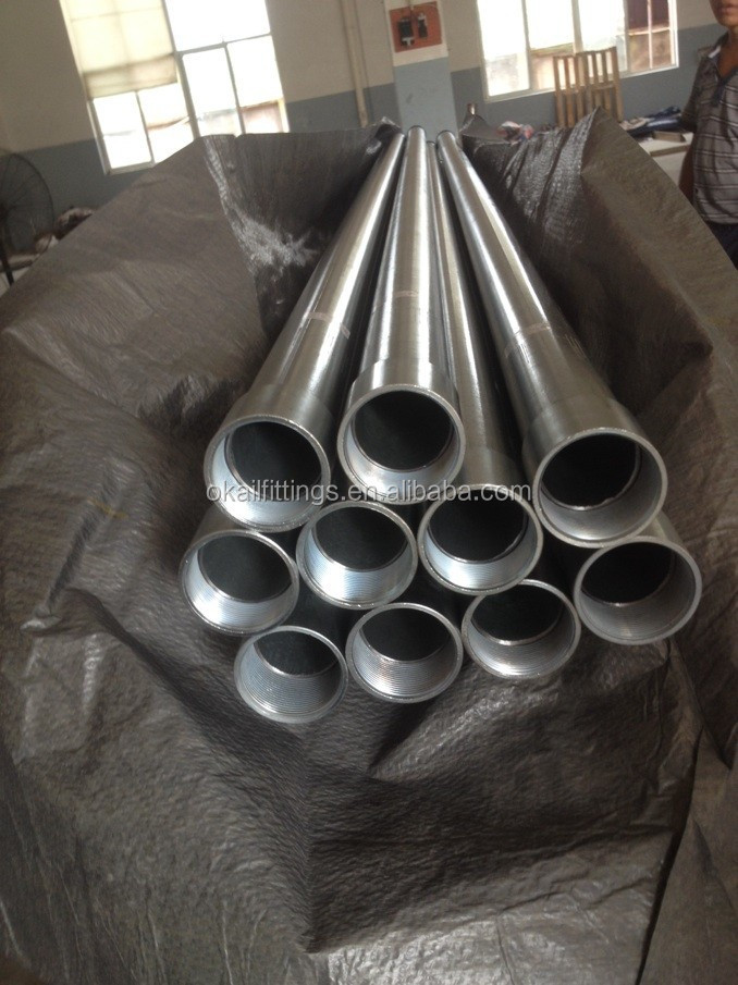 Electrical Rigid Steel Conduit UL6