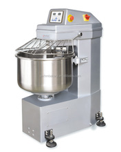 Double motors double speeds 50kg spiral dough Mixer